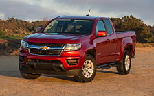 Chevrolet Colorado LT Extended Cab car wallpapers
