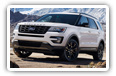 Ford Explorer cars desktop wallpapers