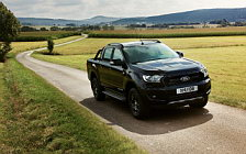 Ford Ranger Limited Black Edition Double Cab car wallpapers