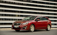 Subaru Impreza car wallpapers